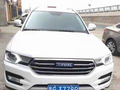 长城哈弗H7 L蓝标 2017款 2.0T 自动 尊贵型 (国Ⅴ)