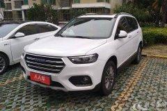 长城哈弗H6 蓝标 2017款 1.5T 自动 前驱 运动版尊享型 (国Ⅴ)