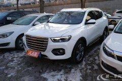 长城哈弗H6 红标 2017款 2.0T 自动 前驱 智尚型 (国Ⅴ)