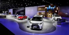 LEXUS雷克萨斯智·混动车型中国累计销量达成30万台 携多款车型亮相成都国际车展