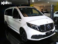 奔驰EQV欧洲售价曝光 约合55.57万元起