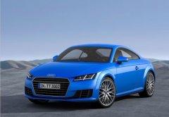 2015奥迪TT & TTS美国版正式发布