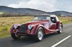新款摩根Plus 4双座跑车将在日内瓦发布