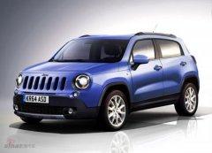 全新Jeep Laredo越野车将亮相日内瓦车展