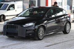 新款福克斯RS将于明年发布 动力或达330bhp