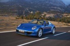 保时捷911 Targa turbo版将亮相日内瓦