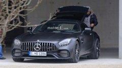 911 Turbo劲敌?梅赛德斯-AMG GT C曝光