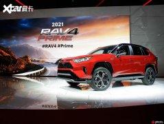 全新RAV4 Prime美国售价 约合27.18万起