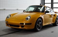 保时捷独特的911 Turbo售价270万欧元
