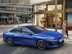 尺寸提升 安全配置更丰富 起亚K5将成都车展预售