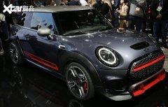 洛杉矶车展:MINI JCW GP量产版正式亮相