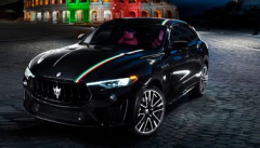 玛莎拉蒂Levante Trofeo和GTS展示新涂装