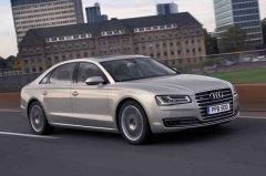 新款奥迪A8英国售价公布 58800英镑起