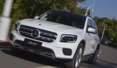 评测:2020款奔驰GLB怎么样 奔驰GLB对比GLC尺寸