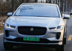 评测:捷豹I-PACE怎么样 捷豹I-PACE价格