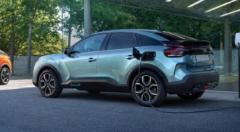 雪铁龙官方正式发布了全新一代雪铁龙C4家族车型的官图