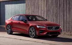 沃尔沃透露了S60的新发布版本 以庆祝该车型上市销售