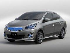 三菱入门级轿车2015年推出 或为G4量产版