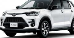 丰田Raize微型SUV曝光 首次亮相DNGA平台