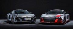 奥迪用新的R8 LMSGT4提升了客户的赛车标准