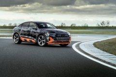 全新奥迪e-tron家族S车型全球首发