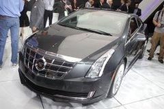 凯迪拉克ELR亮相日内瓦车展 年底投产