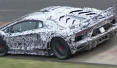 兰博基尼AventadorSVJ被发现 创造了纽伯格林纪录