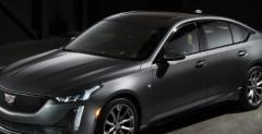 凯迪拉克本周发布了即将推出的CT5轿车的技术细节和更多照片