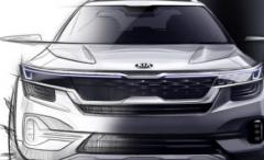 起亚预览了全新小型SUV 已在澳大利亚确认
