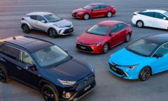 丰田混合动力车全球销量超过1500万辆