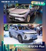 品牌新荣耀 腾势X对比威马EX6 Plus