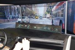 2018 CES:起亚展示全新驾驶舱设计理念
